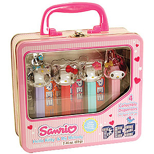 hello kitty pez candy dispensers