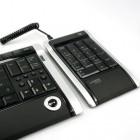 led computer keyboard luxeed black