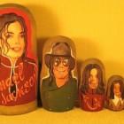 michael jackson russian dolls