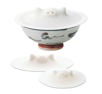 pig nose pan cover kitchen gadgets