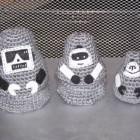 robot matryoshka dolls