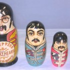 the beatles russian dolls