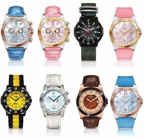 cool watches for ladies traser