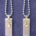 usb necklace flash drive