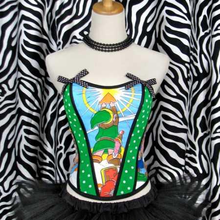 zelda-corset