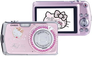 Hello kitty Casio Exilim EX Z21