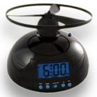 cool alarm clock flying top