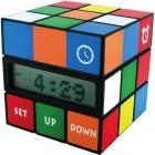 new alarm clock rubik cube