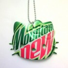 hello kitty necklace mountain dew soda can