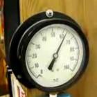 hydraulic powered strong alarm clock