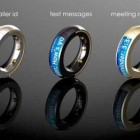 cool bluetooth headset designed ring