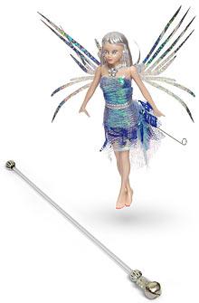 pretty little flitter fairies