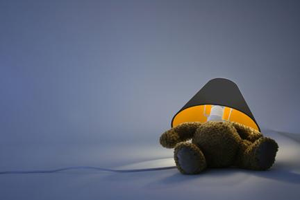 cool teddy bear lamp