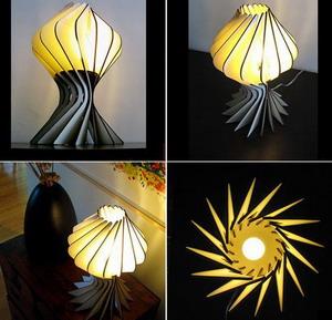 flower bloom light design