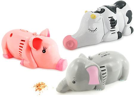 cute animals mini vacuum