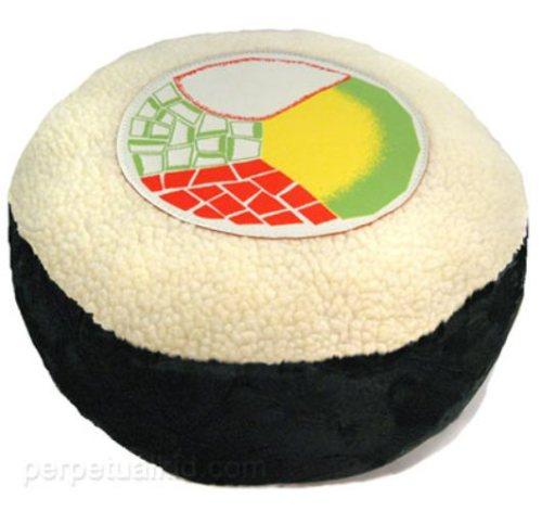 california sushi pillow