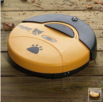 outdoor roomba vacuum sweeper