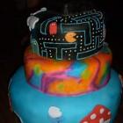 80s cake 4
