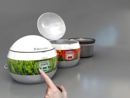 Electrolux cooker kitchen gadget