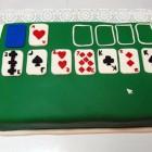 Solitaire-solo-cake