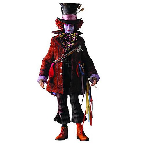 Mad hatter Johnny Depp Doll