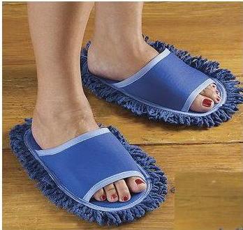 slipper mop