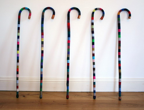 Colorful Walking Stick2