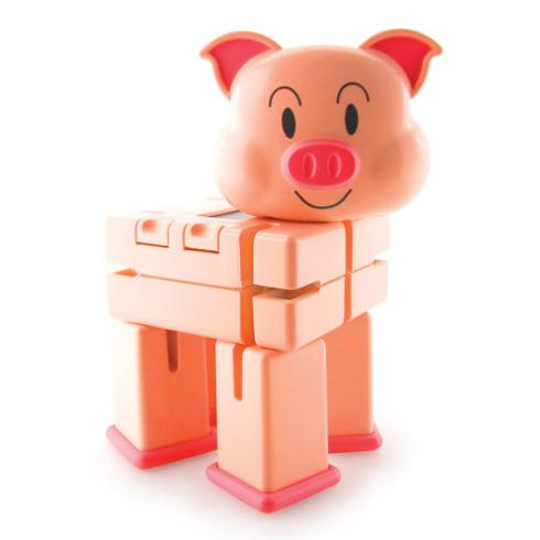 Animal Alarm Clock - Pig