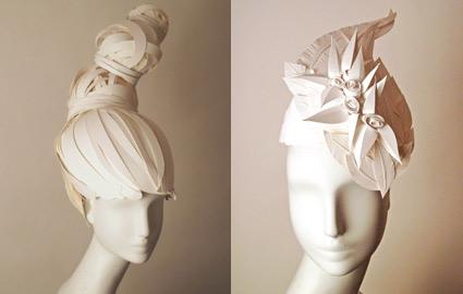 Paper Cut Project Hats