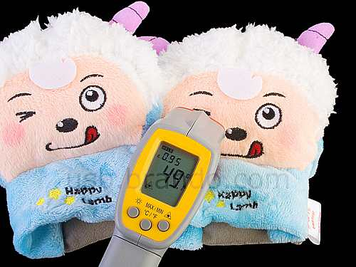Sheep Heating Gloves