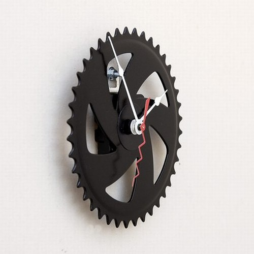 bike_gear_crank_wall_clock