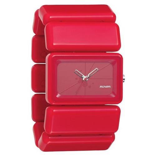 Nixon Vega Red Ladies Watch A726200