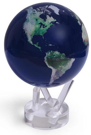 Magic Spinning Globe