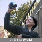 Magic Spinning Globe2