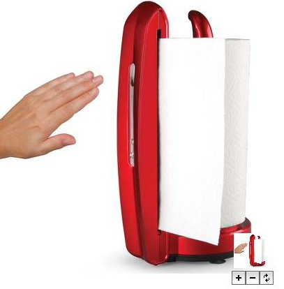 touchless paper towel dispenser1