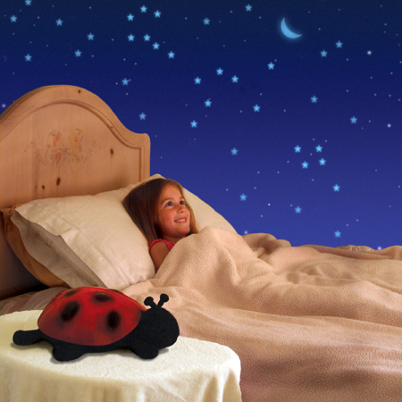 Twilight lady bug night light2
