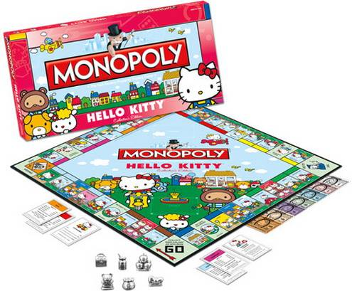 Hello Kitty Collector Edition Monopoly1