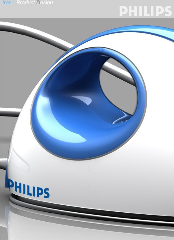 philips iron product design 1