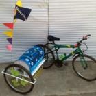 Bicycle Powered Washing Machine 1