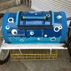 Bicycle Powered Washing Machine 4