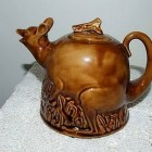 Kangaroo Teapot