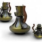 Steampunk Teapots
