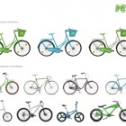 bicycles of bicyclus