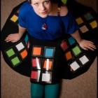 Rubik's dress 2
