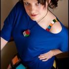Rubik's dress 3
