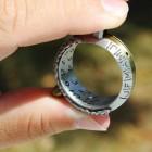 Sundial Ring The Multi-Purpose Piece of Jewelry. 2