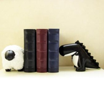 animal bookend design image 1