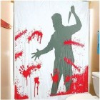bloody shower curtain design for geeks 2