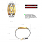 buckled LED watch design 2