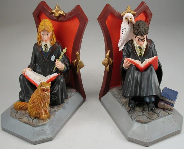 harry potter bookends design 2